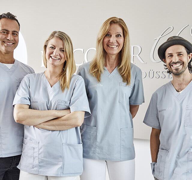 Ästhetische Zahnheilkunde bei Discover White: Ihr perfektes Lächeln nach Maß