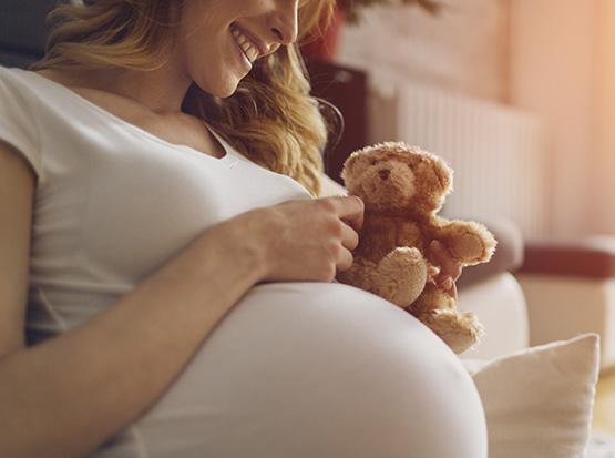 Zahngesundheit während der Schwangerschaft