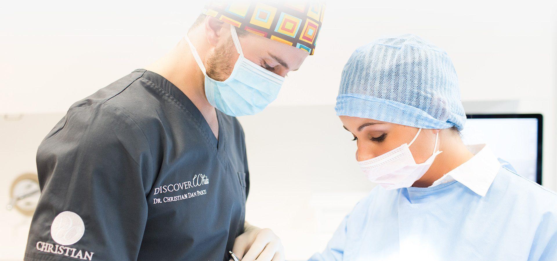 Unsere Spezialisten für ästhetische Zahnmedizin in Düsseldorf