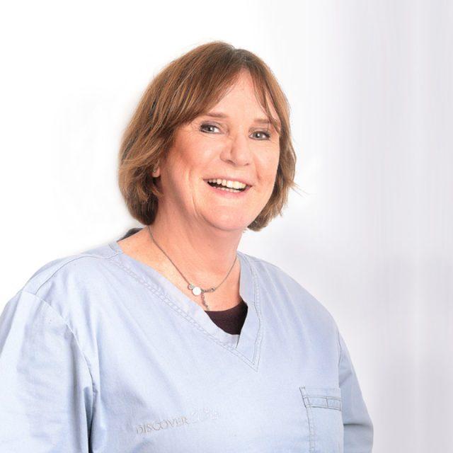 Discover White bedeutet: bestmögliche Koordination von Zahnarzt, Zahntechniker und Patient.